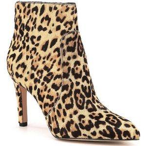 NIB Sam Edelman Olette Leopard Bootie Size 10